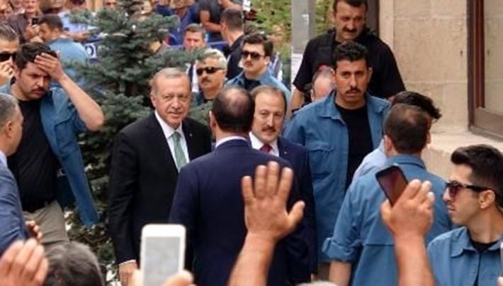 Cumhurbaşkanı Erdoğan:Ekonomik savaşı başarılı bir şekilde vereceğiz