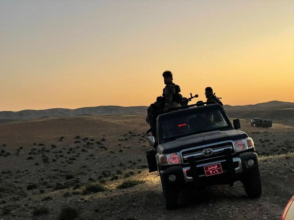 Irak'ta DAEŞ'e yönelik operasyon başlatıldı - 11