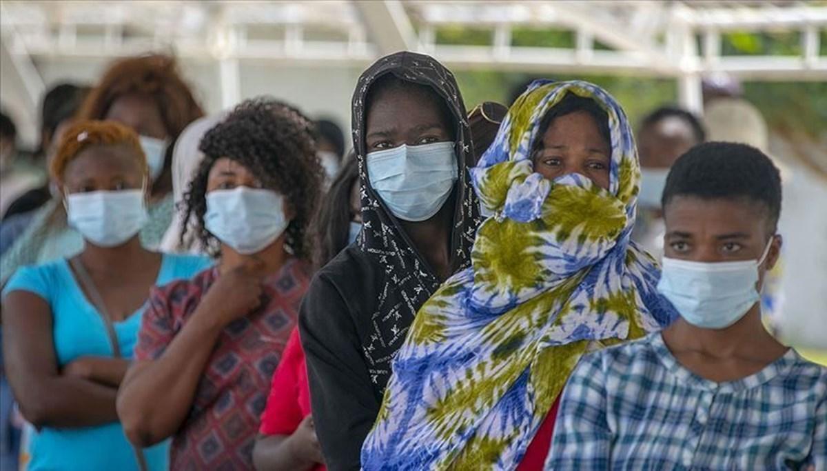 DSÖ'den Afrika uyarısı: Vaka sayıları artıyor