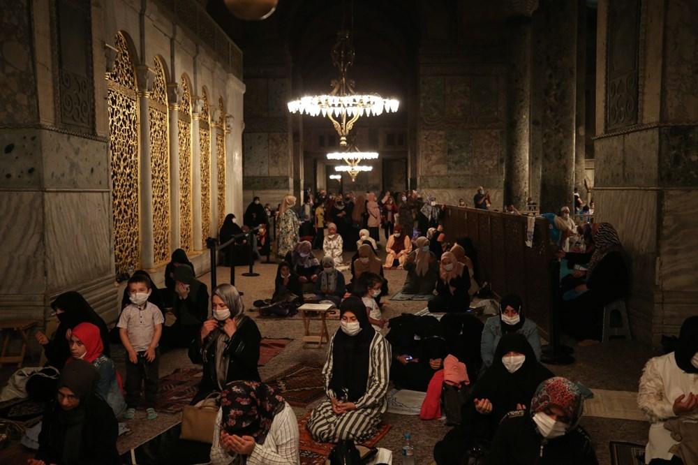 The crowd does not decrease in Hagia Sophia - 11