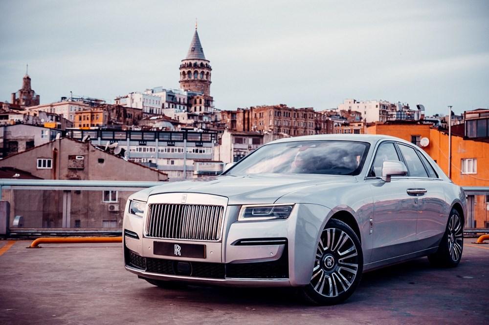 Yeni nesil Rolls-Royce Ghost Türkiye'de - 1