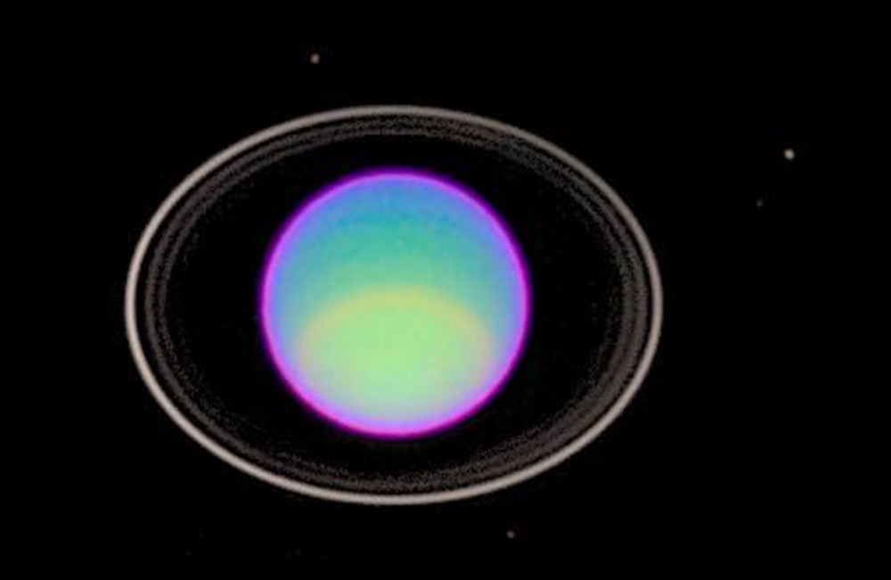 Uranüs'te şaşırtan keşif: X-ray ışınları yayıyor - 5