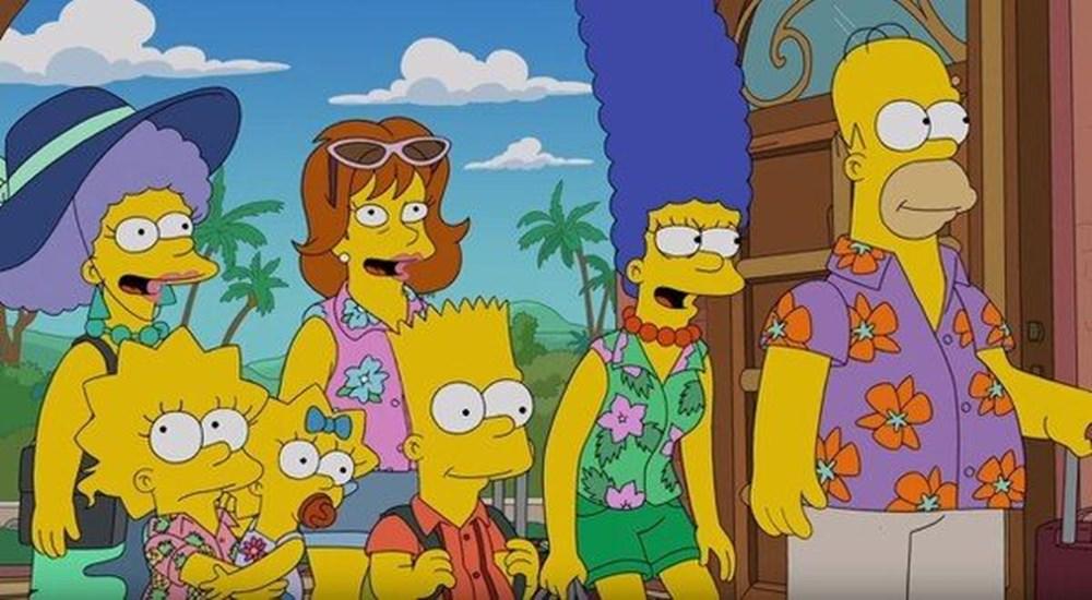 Simpsonlar (The Simpsons) Donald Trump'a oy vermemek için 50 neden sıraladı - 4