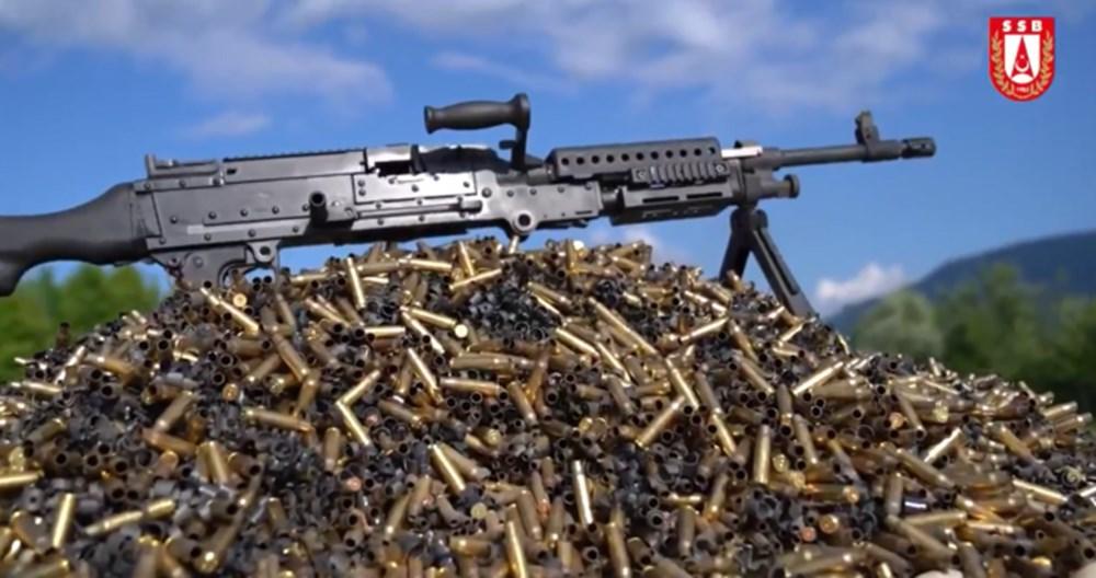 Jandarmaya yeni makineli tüfek (Türkiye'nin yeni nesil yerli silahları) - 33