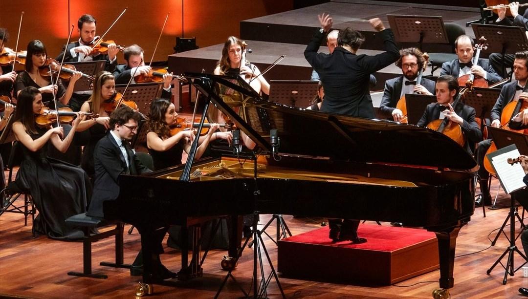 BİFO Beethoven'ın 250. doğum yılını kutladı