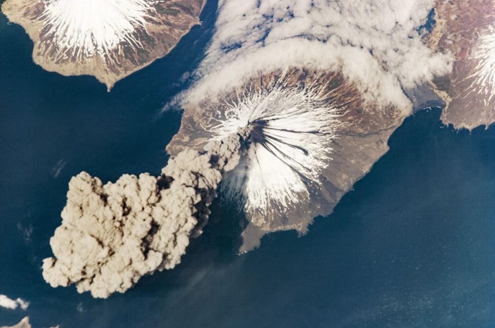 NASA'nın Van Gölü fotoğrafı finalde - 5