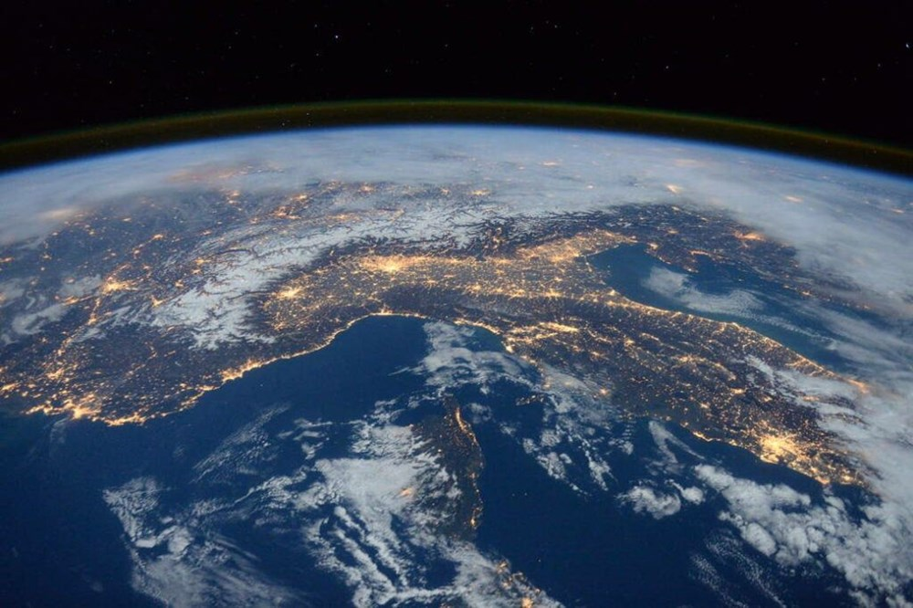 10 Earth photos from space - 5