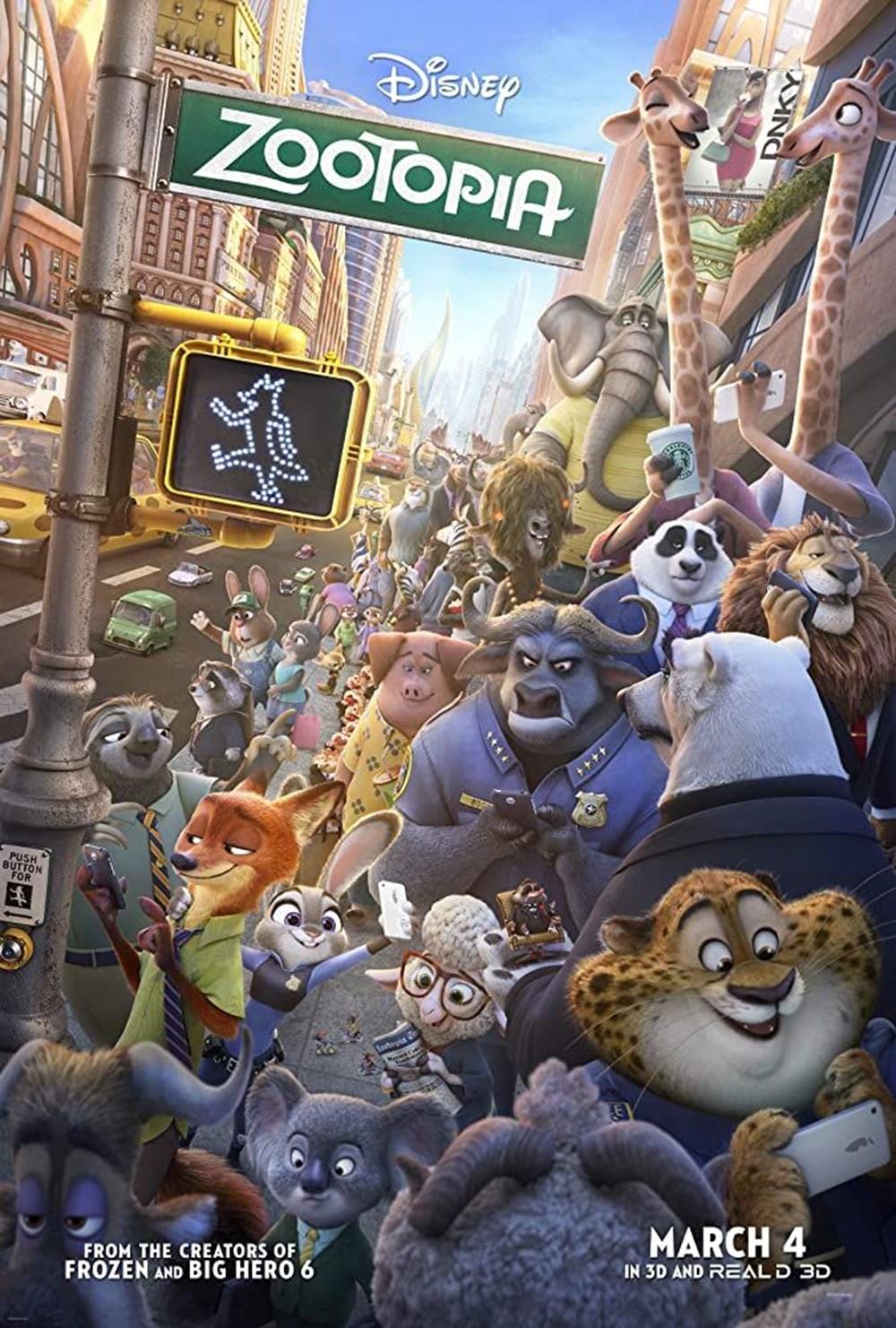 En popüler animasyonlar (IMDb ağustos verileri) - 13