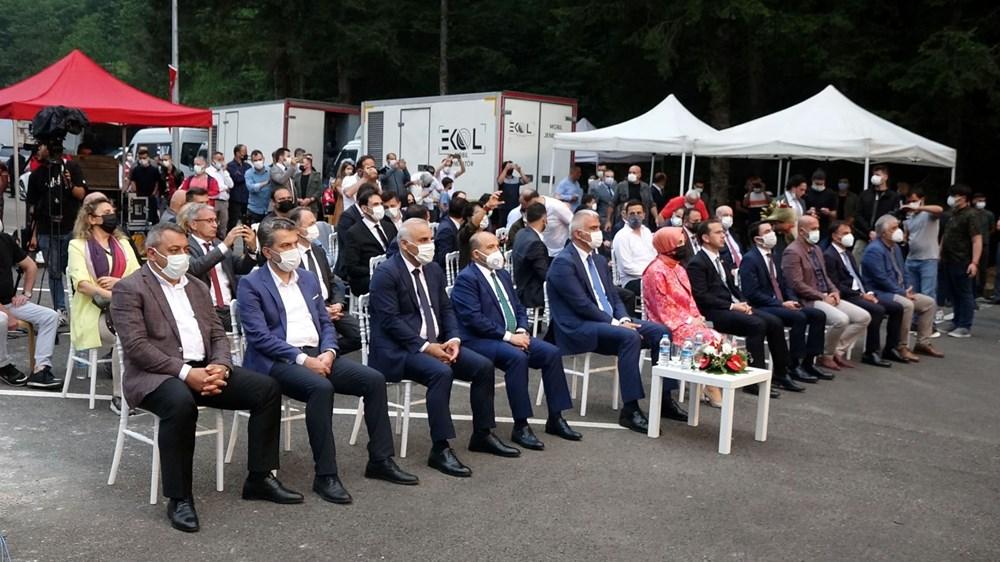 Sümela Manastırı 5 yıl sonra ziyarete açıldı - 22