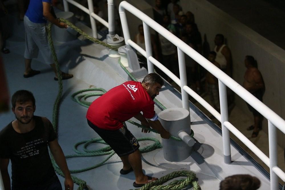 """Balıkçılar """"vira bismillah"""" dedi - 6"""