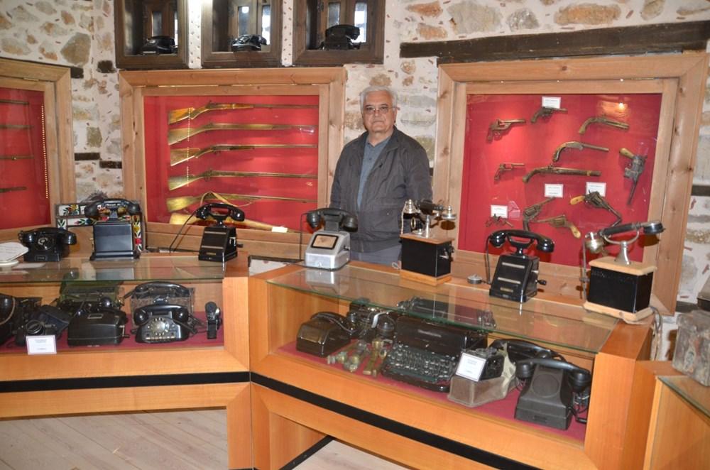 7 binden fazla materyal Türk Folklor Müzesi'nde - 4