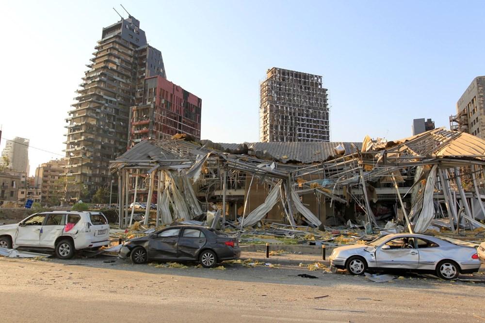 Beyrut'ta patlama: 100 kişi öldü, iki hafta OHAL ilan edildi - 23