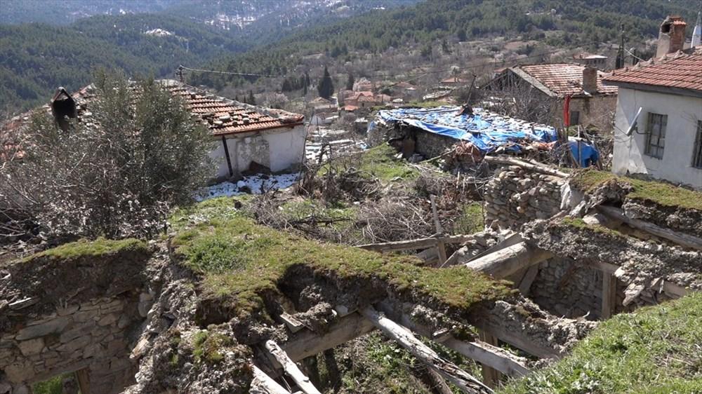 Helenistik dönemde kurulan Attouda Antik Kenti'nde yaşam devam ediyor - 8