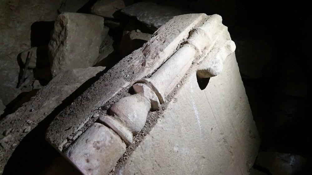 2500 yıllık mezar oda gizemini koruyor - 3