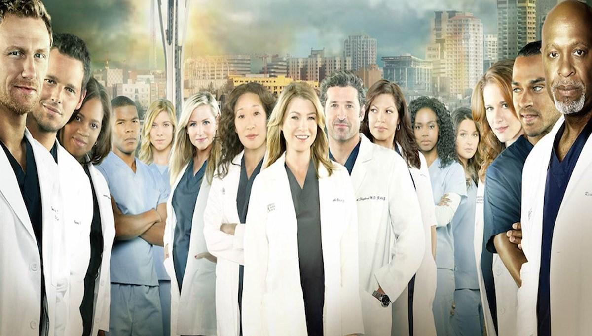 Grey's Anatomy'de 12 yıl sonra bir ayrılık