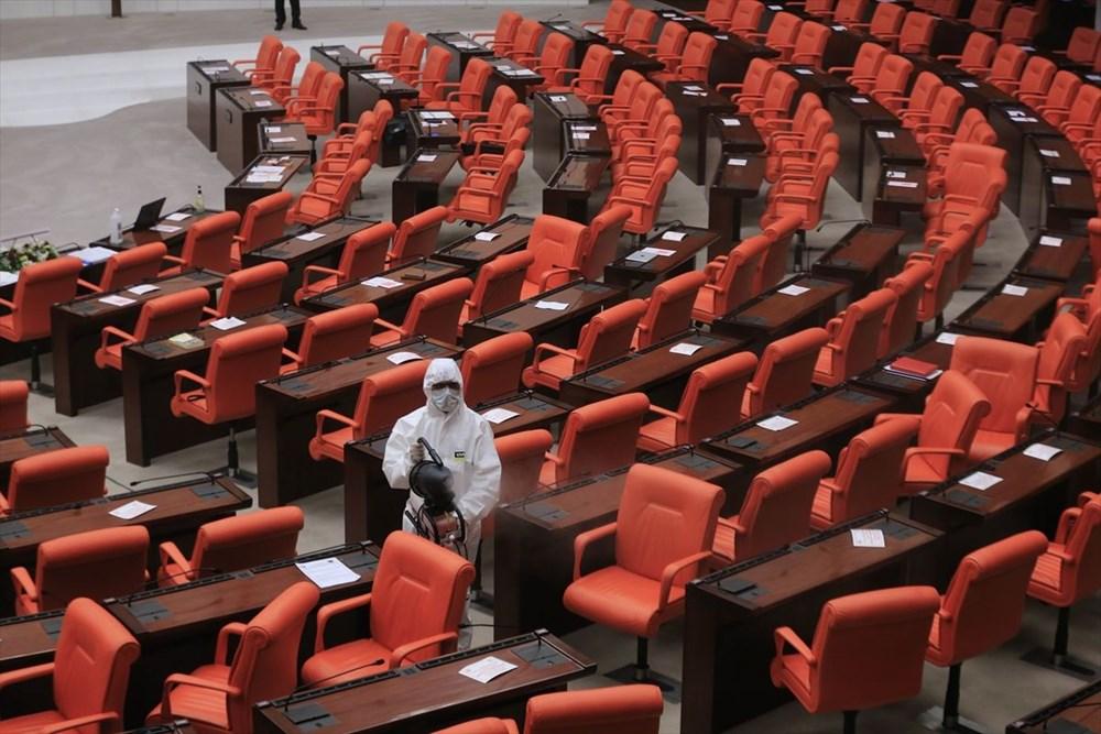Meclis'te virüs paniği - 6