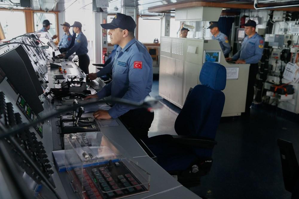 Türkiye'nin ilk silahlı insansız deniz aracı, füze atışlarına hazır - 231