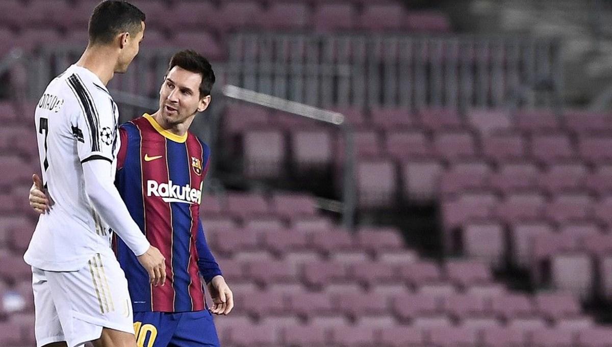 Dünyanın en değerli futbolcuları açıklandı: Messi 97'nci, Ronaldo ilk 100'de yok