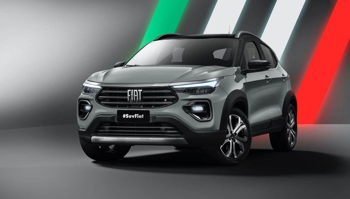 Fiat, yeni SUV modeline isim vermek için anket başlattı