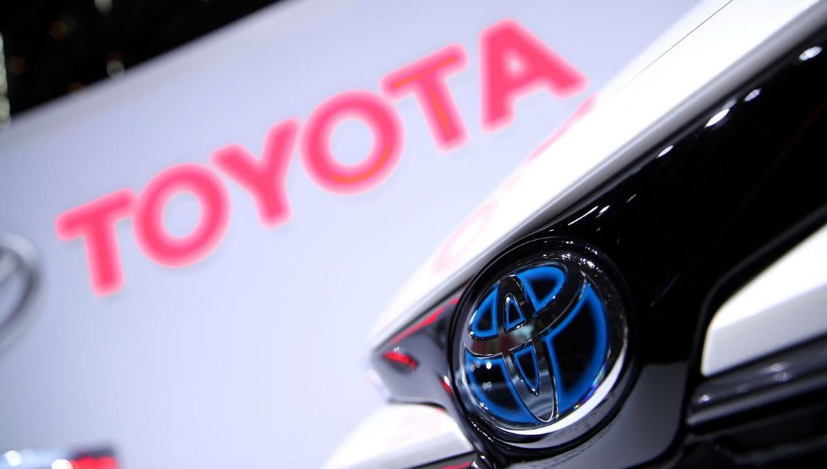 Toyota, çip sorunu nedeniyle iki üretim hattını durduracak