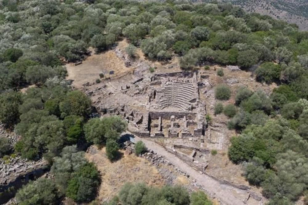 Aigai Antik Kenti'nde 3 bin mezar: Ortalama yaşam 40-45 yıl - 2