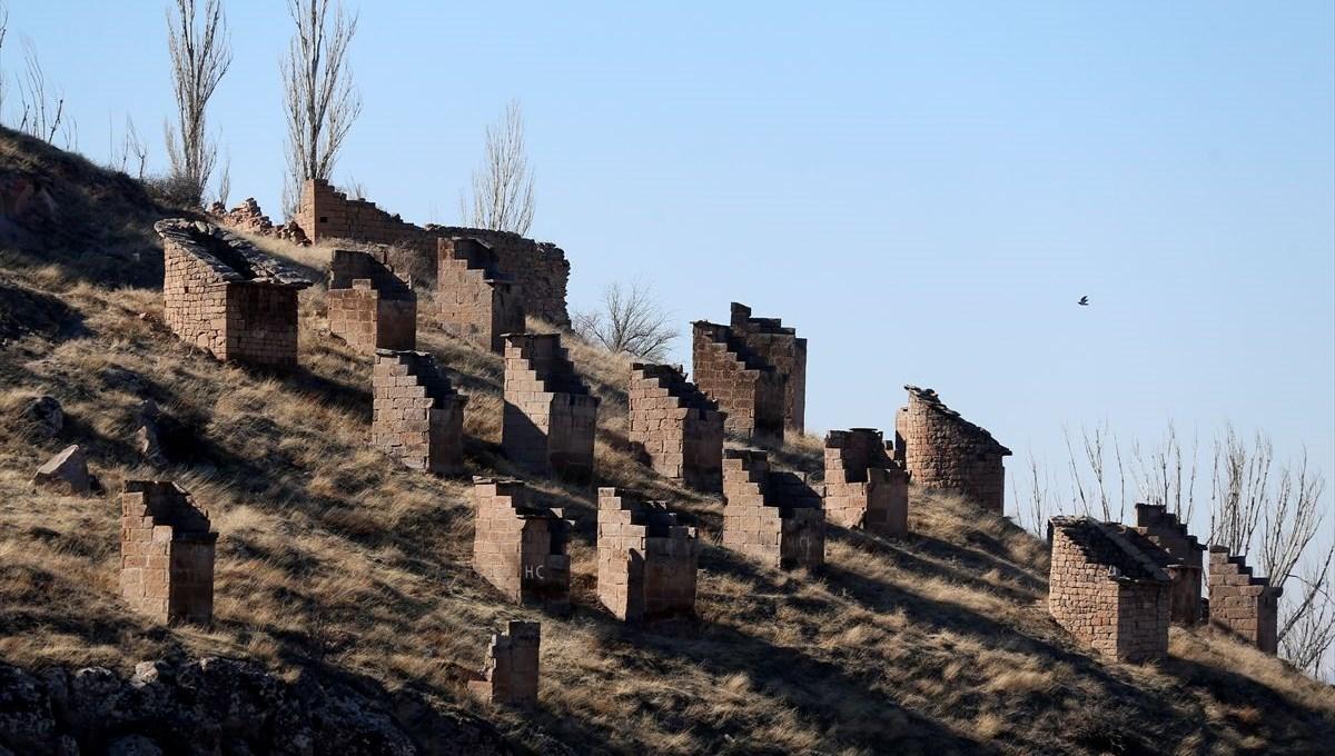 'Bird mansions' of Gesi Vineyards