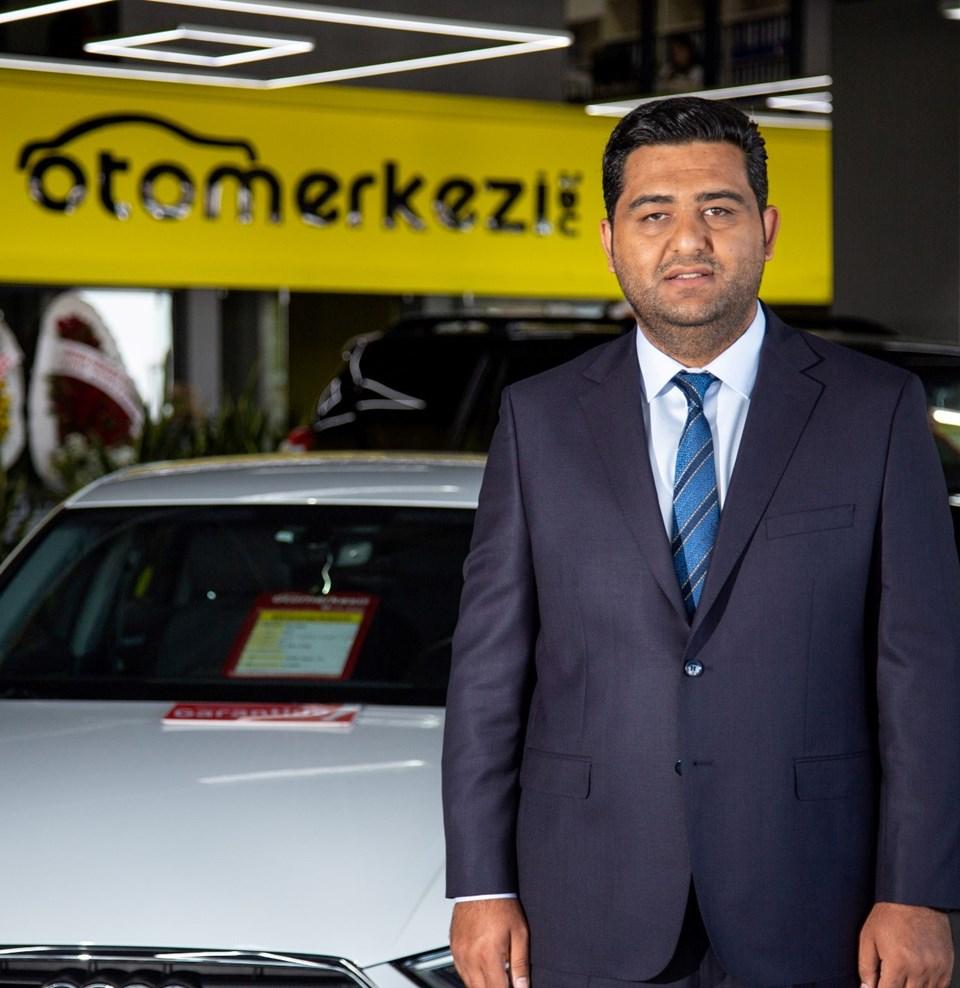 Otomerkezi.net CEO'su Muhammed Ali Karakaş