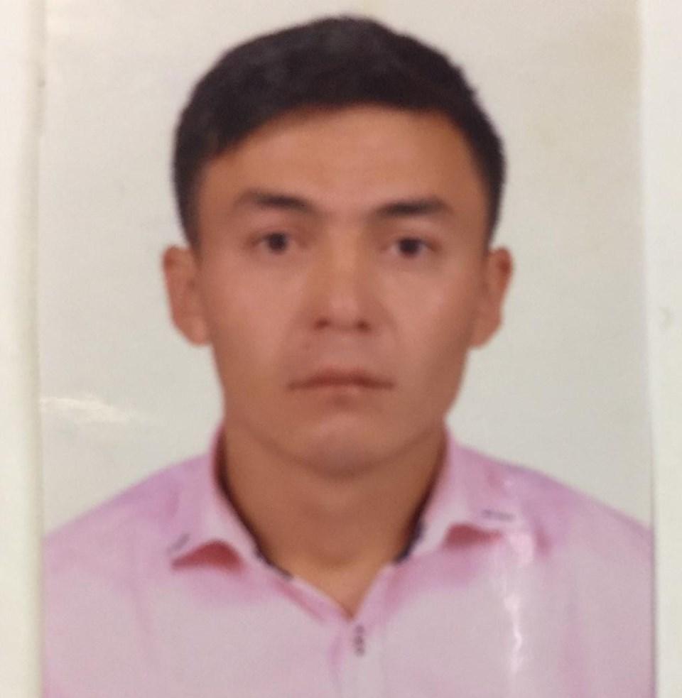 Özbekistan uyrukluBurhanjan Olchinov
