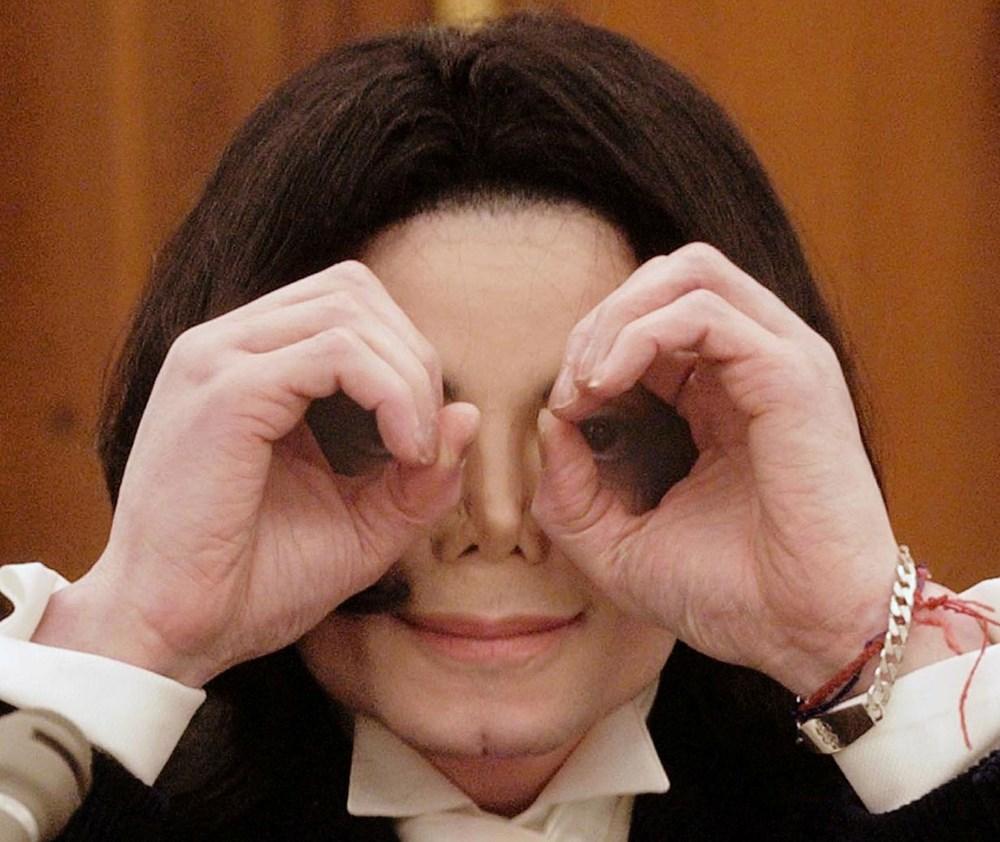 Az bilinen fotoğraflarıyla Michael Jackson - 6