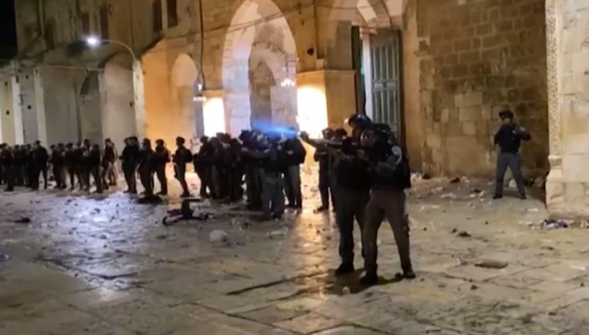 Attack on Masjid al-Aqsa from Israel