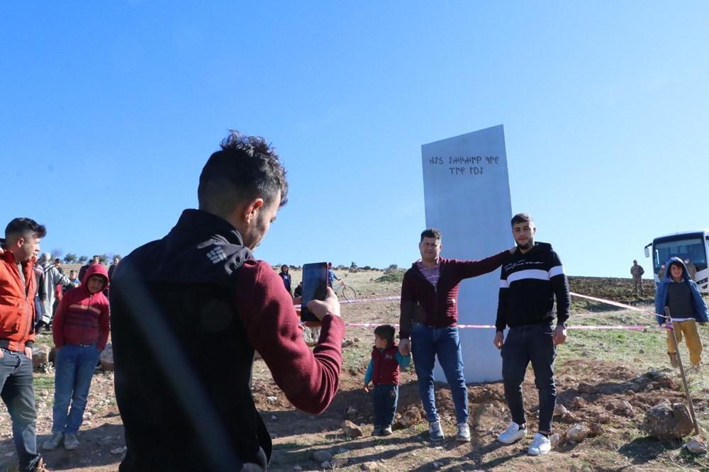Göbeklitepe'deki monolit nöbeti devam ediyor - 12