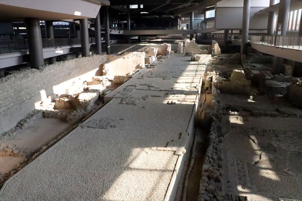 Hatay'da beş dönemin izlerini taşıyan Necmi Asfuroğlu Arkeoloji Müzesi ziyaretçilerini zaman yolculuğuna çıkarıyor - 24