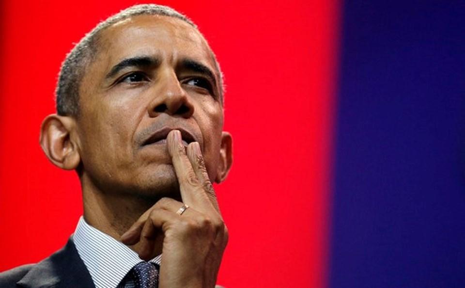 ABD eski başkanı Barack Obama