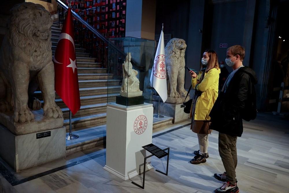 Afyonkarahisar'da, Kybele heykeli bekleniyor - 4