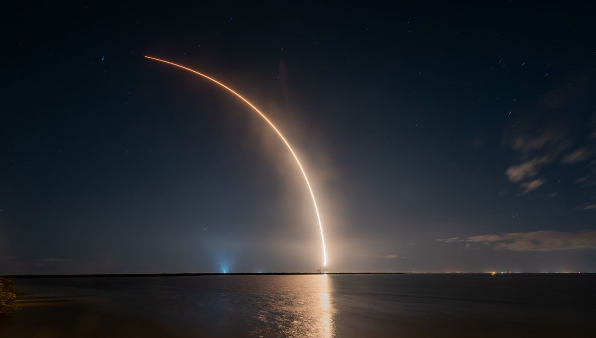 SpaceX uzaya uydu yollamaya devam ediyor: 500 bin abone açıklaması