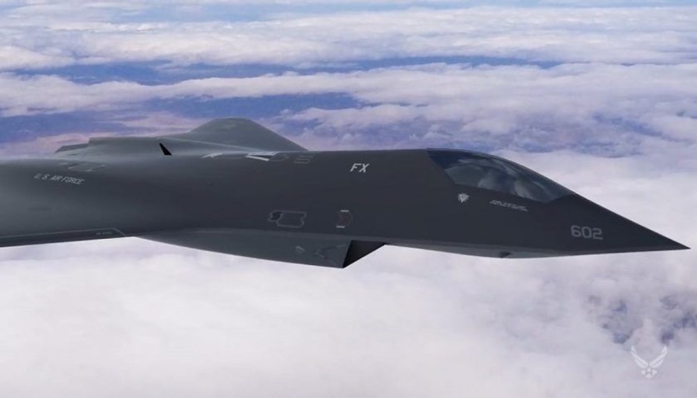 F-35'ten bir ilk (Nükleer bomba ile uçtu) - 8