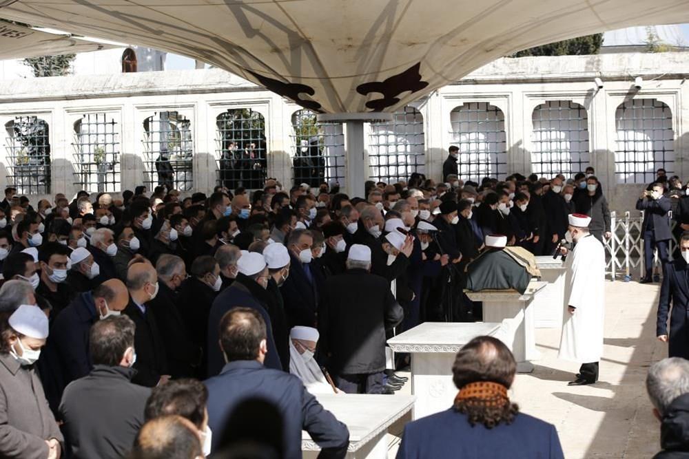 Hadis alimi Muhammed Emin Saraç son yolculuğuna uğurlandı - 10