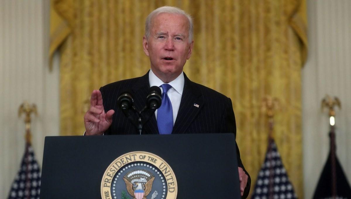 ABD Başkanı Biden: Aşı mecburiyeti işe yarıyor
