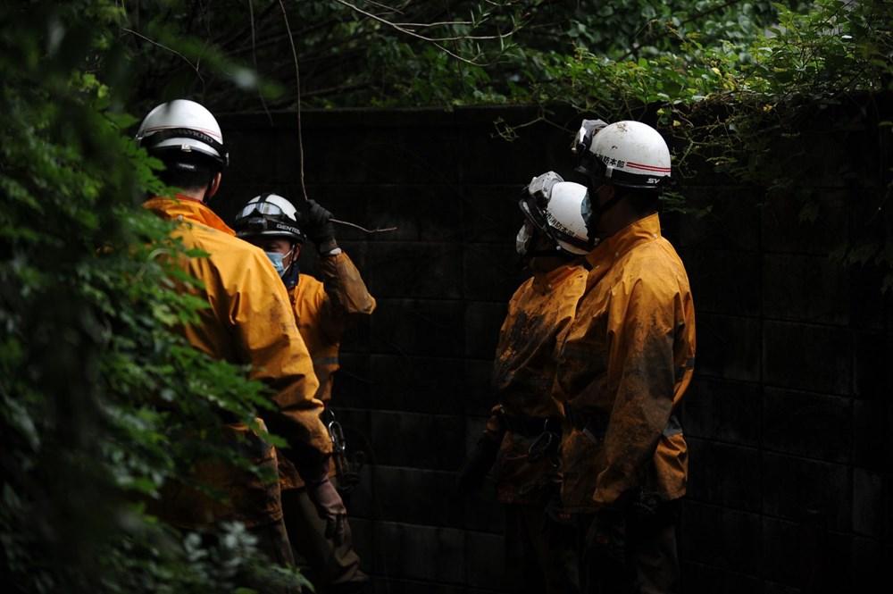 Japonya'daki sel felaketi: Ölü sayısı 7'ye yükseldi - 12