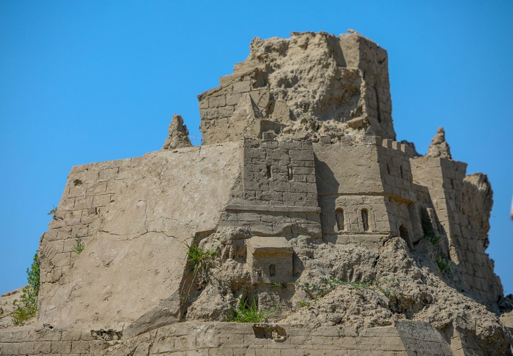 Atlantis, kum heykellerle canlanacak - 5