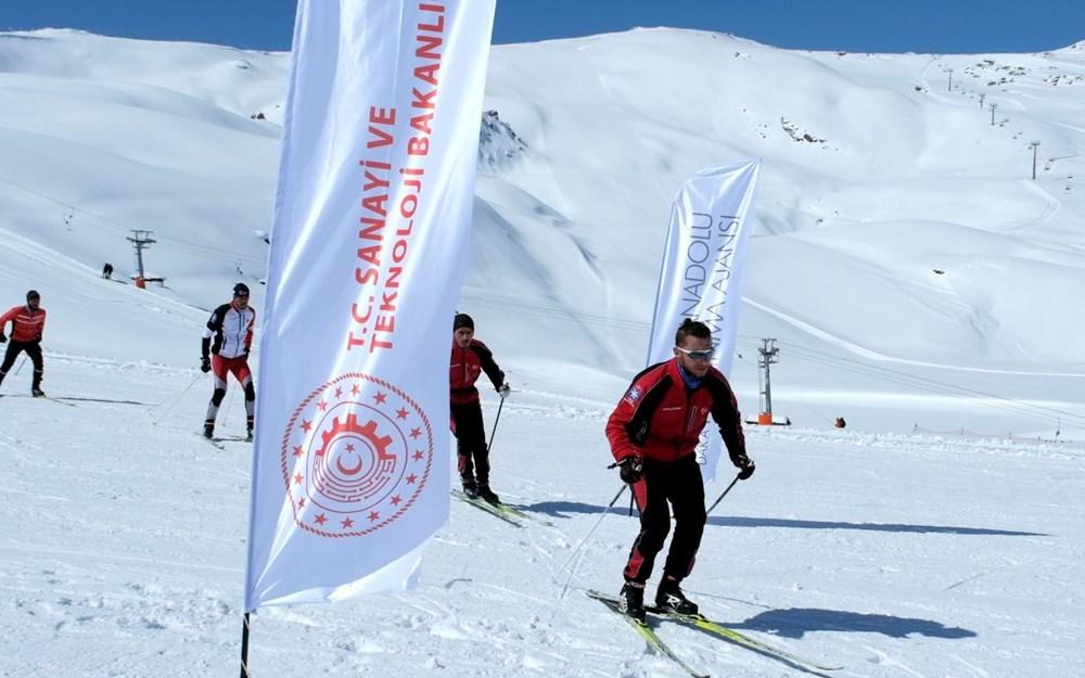 Burası Alp Dağları değil, Hakkari Merga Bütan Kayak Merkezi - 19