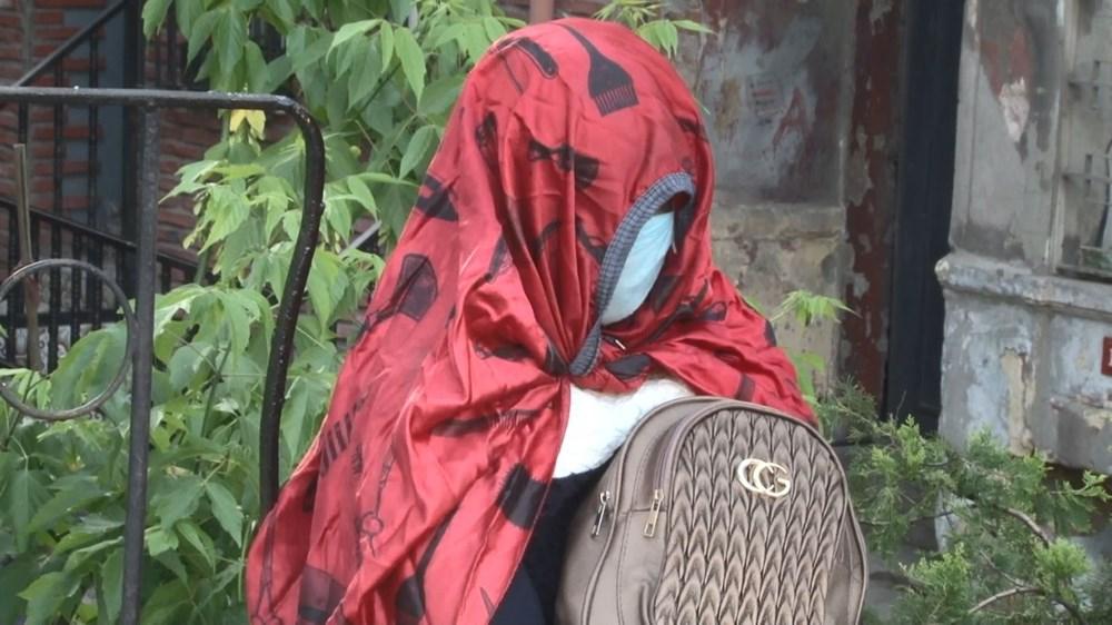 Beyoğlu'nda gizemli Afrikalı kadın - 4