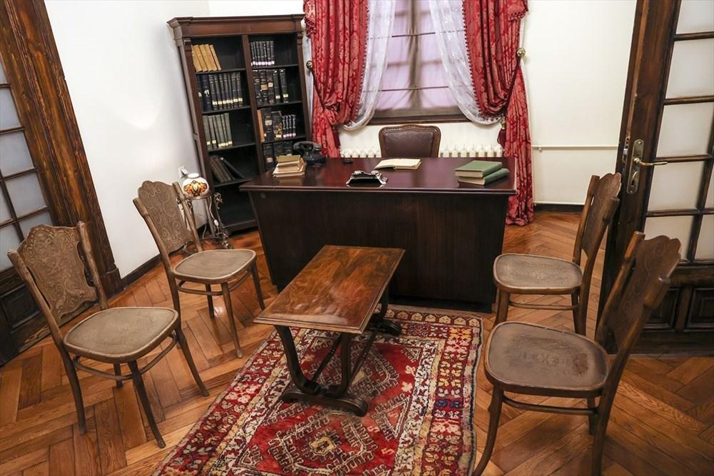 Yakın tarihin tanığı Cumhuriyet Müzesi 40 yıldır tarihseverleri ağırlıyor - 32