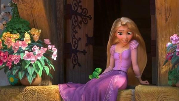Disney animasyonundaki corona ayrıntısı