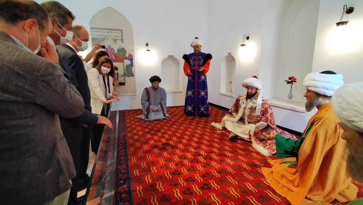 Fatih Sultan Mehmet Müzesi açıldı