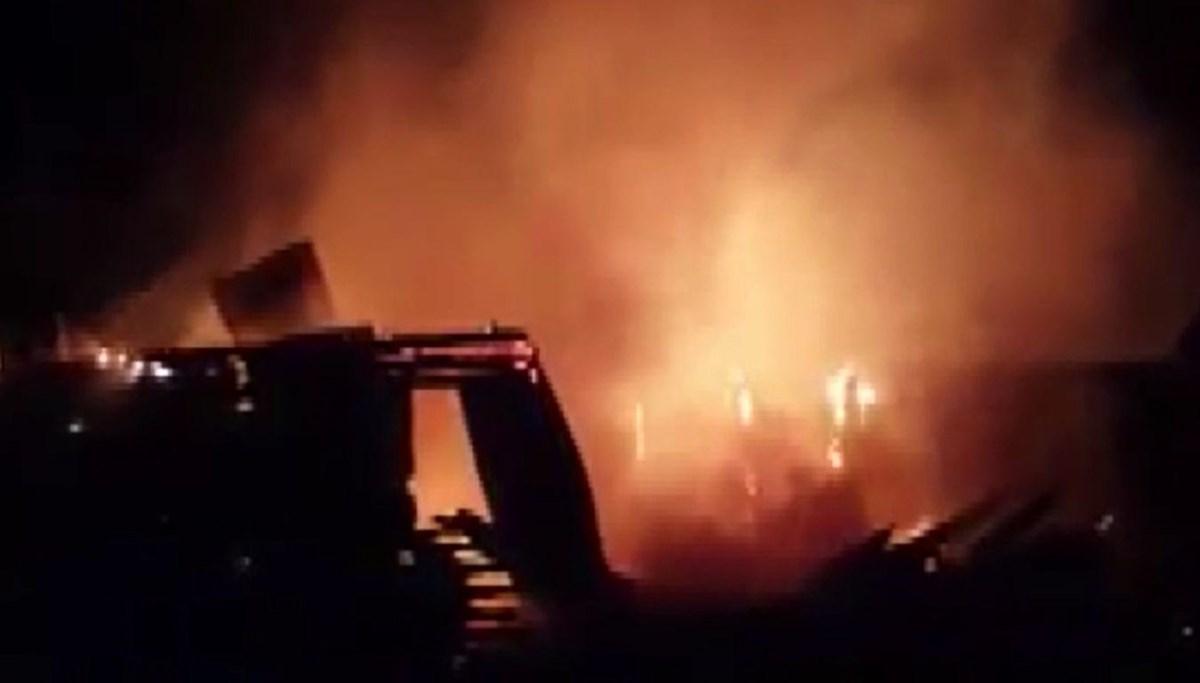 Fransa'nın Marsilya kentinde bir binada çıkan yangında 3 kişi hayatını kaybetti