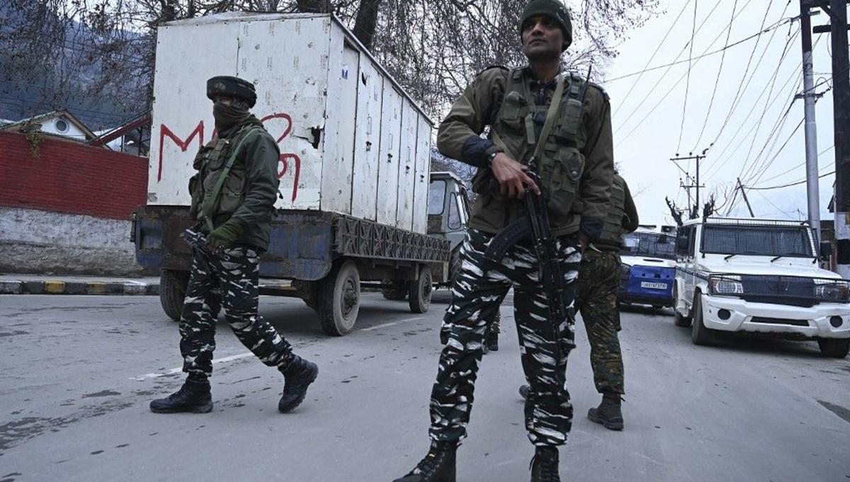 Cammu Keşmir'de güvenlik güçleri ile direnişçiler arasında çatışma: 4 ölü