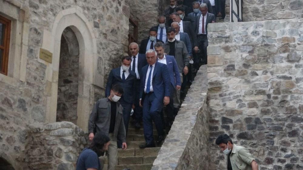Sümela Manastırı 5 yıl sonra ziyarete açıldı - 15