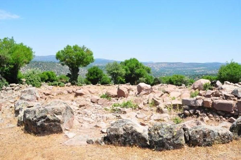 Aigai Antik Kenti'nde 3 bin mezar: Ortalama yaşam 40-45 yıl - 11