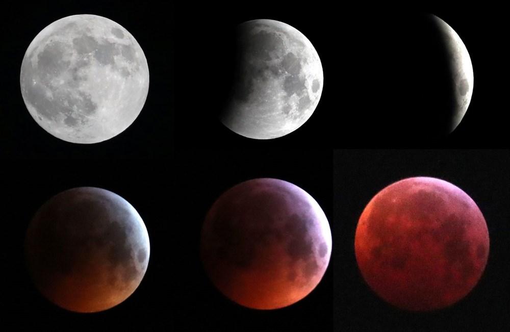 İki olay bir anda yaşanacak: Süper Çiçek Kanlı Ay ne zaman? - 4